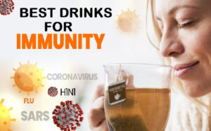 Immunity Boost karne wali drink