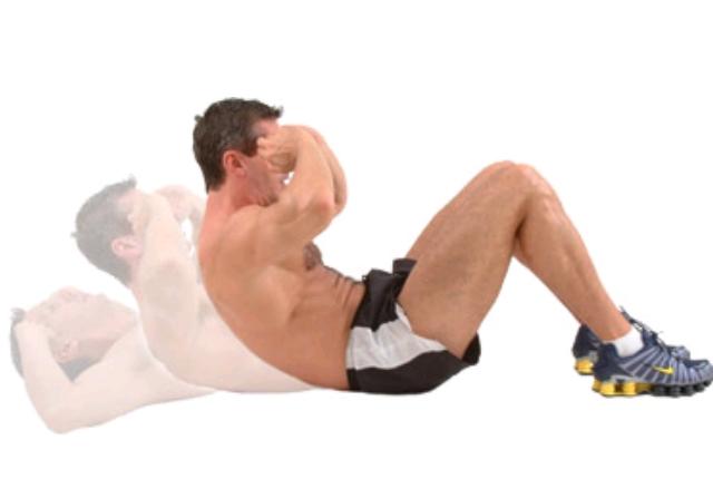 Sit-up- Six Pack Abs कैसे बनायें