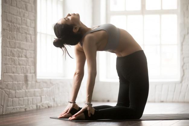 उष्ट्रासन Yoga से Anxiety कैसे दूर करें